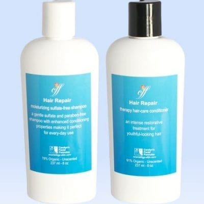 hair repair shampoo and conditioner