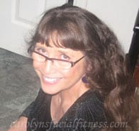 Carolyn Cleaves, Founder of Carolyn's Facial Fitness and Carolyn's Facial Formulas